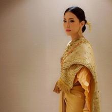 เมื่อเหล่านางเอกใส่ชุดไทย...สวยเจิ่ด หน้ามองสุดๆ