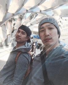 ตามแก๊งหนุ่มๆเกรซ - เดี่ยว เที่ยวญี่ปุ่นกัน..