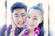 แอบซ้อมฮันนีมูนกันหรือเปล่าเนี่ย!! เอ็มกับแฟนหวานเชียว