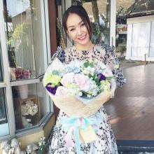 แอบส่อง!! โฟร์กับร้านดอกไม้สุดหวานของเธอ
