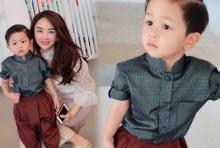 น่ารักมากก!! ท่านขุนโปรด จัดเต็ม แต่งไทยนุ่งโจง