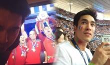 ควันหลงยูโร2016 หลากหลายอารมณ์ของ 'คนบันเทิง' เมื่อโปรตุเกสคว้าแชมป์!!!