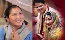 จำเธอได้ไหม?! นักแสดงสาว ตา สุรางคณา ที่แต่งงานกับหนุ่มรุ่นน้องชาวอินเดีย นี่คือชีวิตล่าสุดเธอของเธอ!