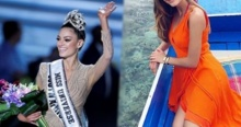 """อัพเดทภาพปัจจุบัน """"เดมี่ Miss Universe"""" นางงามจักรวาลคนล่าสุด!"""