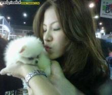 สาวเฟิร์นกับน้องหมาตัวใหม่น่ารักโคตะระอ่ะ!