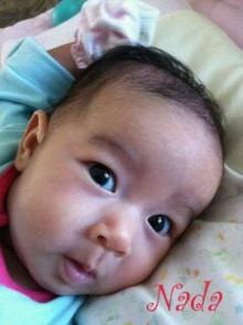 อัพเดทพัฒนาการน้องณดา อายุ 2 เดือนกับอีก 17 วันค๊า
