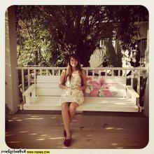 เทย่า โรเจอร์ สาวหน้าคม จาก instagram