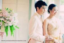 เปิดกรุชุดแต่งงานสาวคนดัง:แนตต์ เปรมณัช