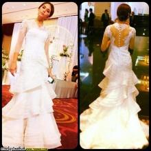Pic: อารยา เธอใส่ชุดไหนก็สวย