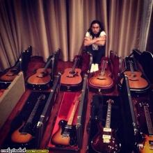 พี่ตูน บอดี้แสลมของก้อย รัชวิน จาก instagram