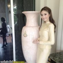 PIC ปอย ตรีชฎา สวย ใส แบบฉบับกุลสตรีไทย
