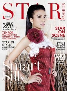 จุ๋ย วรัทยา งดงามแบบไทยๆ จาก Star Fashion
