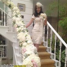 PIC เหล่าซุปตาร์ในงานแต่งผู้จัดคนสวย จ๋า ยศสินี
