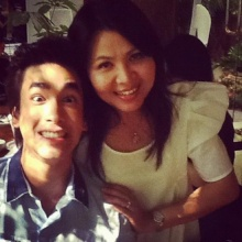 อบอุ่นไปกับความรักของณเดชน์ คุกิมิยะและคุณแม่
