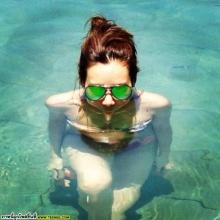 Pic : ญาญ่าญิ๋ง กับชุดว่ายน้ำ เซ็กซี่เว่อร์