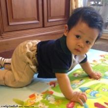 Pic : น้องโปรด ลูกแม่เป้ย ปานวาด ยิ่งโตยิ่งน่ารัก