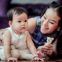 [PIC] น้องณิริน ลูกสาวสุดเลิฟ หนิง - จิน