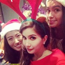 Pic : ปาร์ตี้คริสมาสต์ ของซุปตาร์ ปู ไปรยา และผองเพื่อน