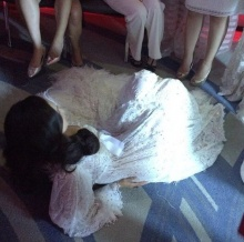 Pic : ปอย ตรีชฏา สวยดุจดั่งเจ้าหญิง เลอค่าสุดๆ
