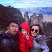 ตามครอบครัว เสนาลิง เที่ยวออสเตรเลียกันจ้า