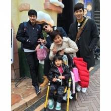 ตามครอบครัวฉัตรบริรักษ์ เที่ยวญี่ปุ่นกันจ้า