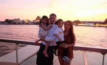 น่ารักอบอุ่นสุด ๆกับครอบครัวนี้ เวย์ - นานา