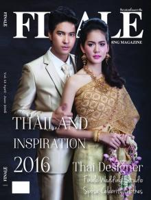 จับคู่ชวนติ่งจิ้น!! โบว์& ไมค์ ในชุดวิวาห์@ Finale Wedding Magazine