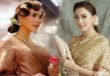 นางเอกดังประชันโฉมใส่ชุดไทย สวยสง่าเลอค่าน่ามอง