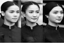 งามแต่โศก แอน-ญาญ่า-แต้ว-มิว และดาราช่อง3ในชุดไทยจิตลดา
