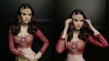 งามตะลึง!! ญาญ่า อุรัสยา ลุคสาวอินเดียปังมาก งานนี้สะกดทุกสายตา จริงป่ะ?