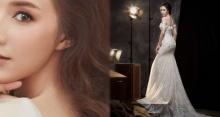 งดงามสุดๆ! เมื่อนักแสดงสาวคนนี้ ถ่ายแบบชุดเจ้าสาว แต่ชาวเน็ตกลับลั่นหน้าคล้าย อั้ม พัชราภามาก!