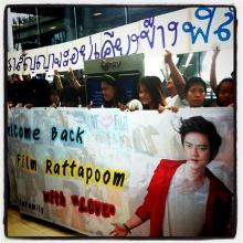 จัดเต็ม!วินาทีซุปตาร์ฟิล์มแลนด์ดิ้งถึงเมืองไทย