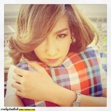 Pic:นางร้ายหน้าหวานฝ้าย ณิชานันท์ @instagram