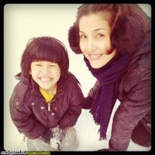 อัพเดตความน่ารัก น้องคุน-จุน ลูกเคนหน่อย