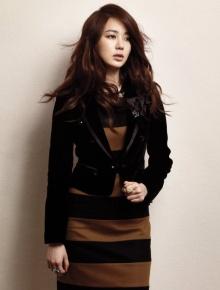 Pic : Yoon Eun Hye กับแฟชั่นหน้าหนาว