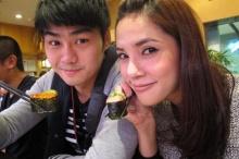 Pic : อุ้ม ลักขณาโชว์ทริปหวาน Japan in Love