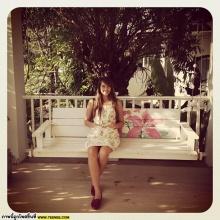 สาวสวยอินเตอร์ เทย่า โรเจอร์ จาก instagram
