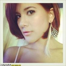 ก้อย รัชวินสวย เปรี้ยว จาก instagram
