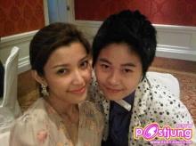 pic:เอมี่แชะคู่สาวหล่อสนิทแค่เพื่อนหรือมากกว่านั้นหว่า??