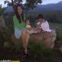 อัพเดตความน่ารักของ 3แม่ลูกตุ๊ก น้องแพรว-น้องภูมิ