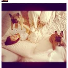 โอ๋ ภัคจีรา สุดสดใส ณ instagram