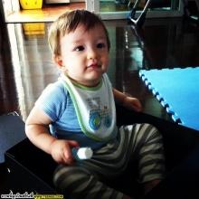 อัพเดต น้องวิน ลูกพ่อวิลลี่ น่ารักมาก