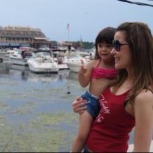 Pic : ธัญญ่า - ลียา สองแม่ลูกสุดน่ารัก