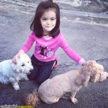 Pic : น้องลียา ลูกสาวธัญญ่า - เป๊ก สัญชัย ยิ่งโตยิง่น่ารั๊ค