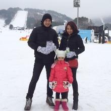 ตามครอบครัว ลิฟท์ สุพจน์ ไปเที่ยวเกาหลี กัน