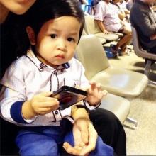 Pic : น้องโปรด ลูกแม่เป้ย นับวันยิ่งน่ารักอ่ะ