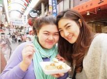 น่ารัก ! แพนเค้ก ยกบ้าน เที่ยว ญี่ปุ่น