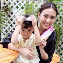Pic : น้องนพ ลูกแม่นาเดีย นับวันยิ่งน่ารัก