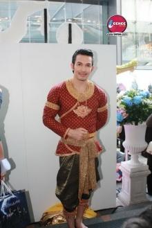 อั้ม หล่อสง่าแบบชายไทย