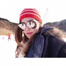 Pic : หญิง รฐา ลัลล้าท้าลมหนาว ณ ญี่ปุ่น